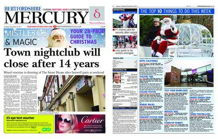 Hertfordshire Mercury – November 16, 2017