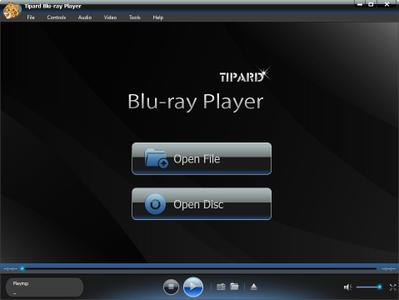 Tipard Blu-ray Player 6.2.10 Multilingual Portable