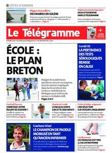 Le Télégramme Guingamp – 07 mai 2020