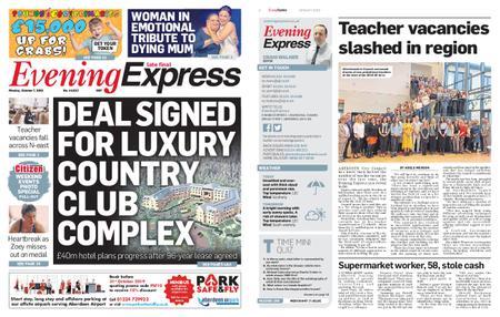 Evening Express – October 07, 2019