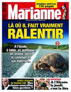 Marianne - 06 juillet 2018