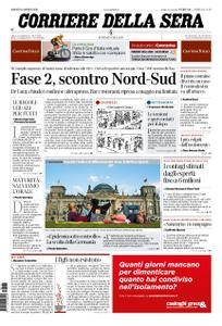 Corriere della Sera – 18 aprile 2020