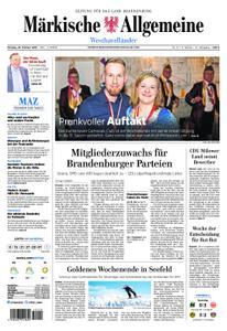 Märkische Allgemeine Westhavelländer - 25. Februar 2019