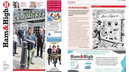 Ham & High – April 29, 2021