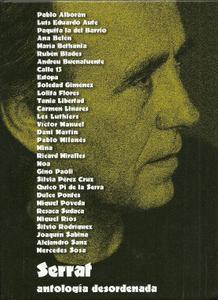 Joan Manuel Serrat - Antologia Desordenada (2014) {4CD Box Set, Sony Music 88875015472}
