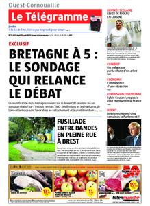 Le Télégramme Ouest Cornouaille – 29 août 2019