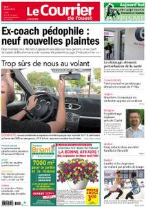 Le Courrier de l'Ouest Angers – 30 avril 2019