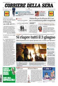 Corriere della Sera – 30 maggio 2020