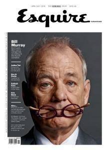 Esquire Singapore - June 2016