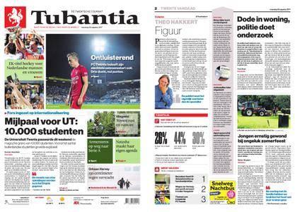 Tubantia - Enschede – 28 augustus 2017