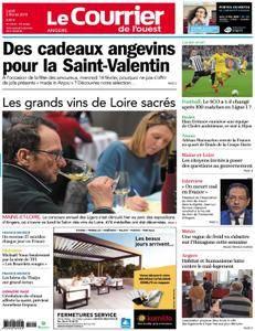 Le Courrier de l'Ouest Angers - 05 février 2018