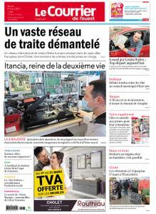 Le Courrier de l'Ouest Cholet – 09 mars 2021