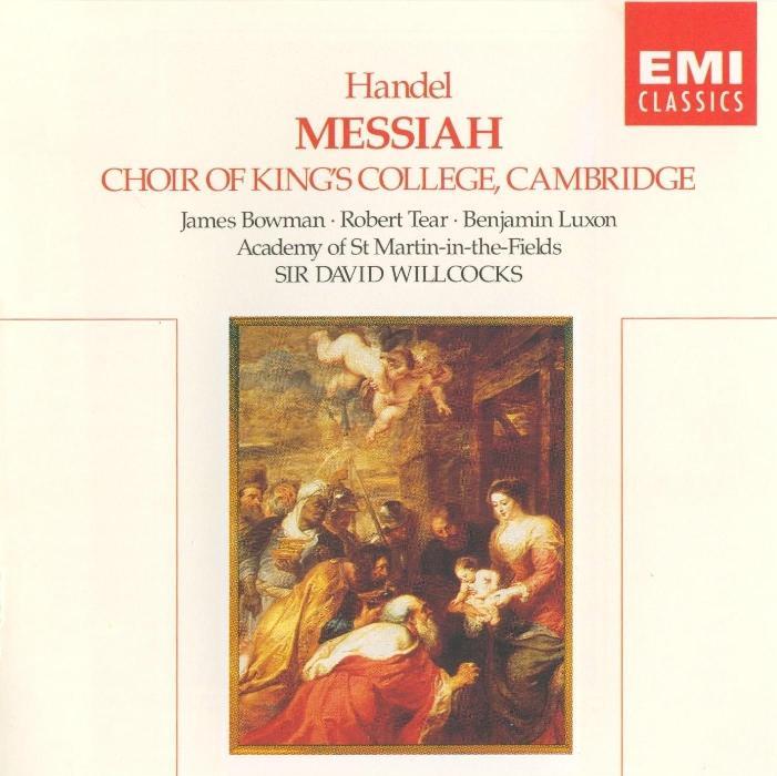 Handel - Messiah - Sir David Willcocks