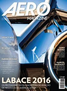 Aero Magazine Brasil - Agosto 2016