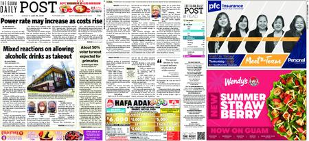 The Guam Daily Post – July 26, 2020
