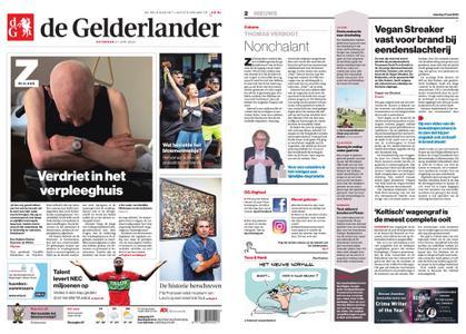 De Gelderlander - Rivierenland – 27 juni 2020