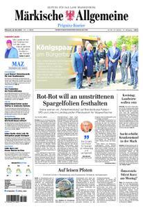 Märkische Allgemeine Prignitz Kurier - 22. Mai 2019