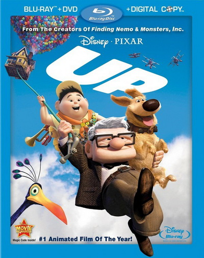 Up Extras (2009)