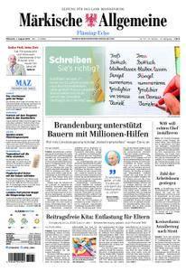 Märkische Allgemeine Fläming Echo - 01. August 2018