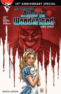 Grimm Fairy Tales Presents 10th Anniversary Special 0032015 2 covers Digi-Hybrid