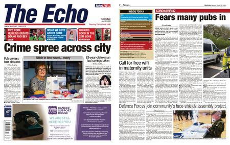 Evening Echo – April 20, 2020
