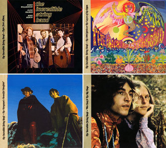 The Incredible String Band - First Four Albums 1966-1968 (5CD) Remastered Reissues 2010 [Re-Up]