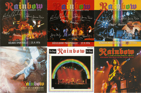 Rainbow: Live Albums Collection (1976-1977) Re-up