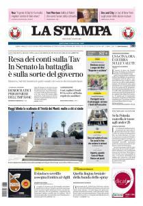 La Stampa Torino Provincia e Canavese - 7 Agosto 2019