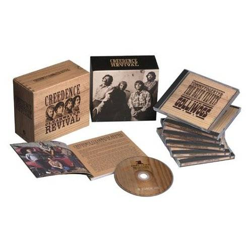Creedence Clearwater Revival: Box Set, 6 CDs (2001)