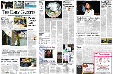 The Daily Gazette – February 05, 2019