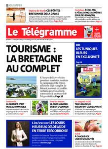 Le Télégramme Quimper – 05 juillet 2021