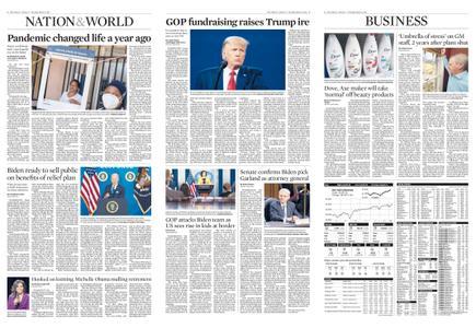 Post-Tribune – March 11, 2021