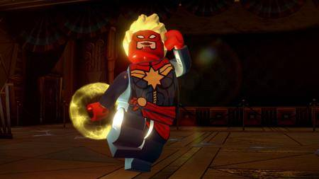 LEGO Marvel Super Heroes 2 - Infinity War (2018)