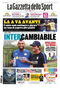 La Gazzetta dello Sport Sicilia – 30 settembre 2020