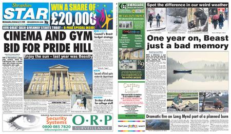 Shropshire Star Shrewsbury Edition – February 27, 2019
