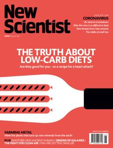 New Scientist International Edition - January 09, 2021