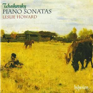 Leslie Howard - Tchaikovsky: Piano Sonatas (1997)