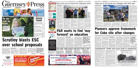 The Guernsey Press – 31 August 2019