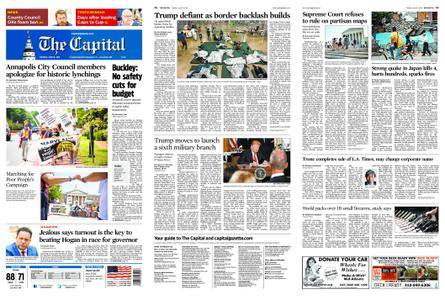 The Capital – June 19, 2018