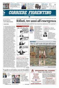 Corriere Fiorentino La Toscana - 21 Gennaio 2018
