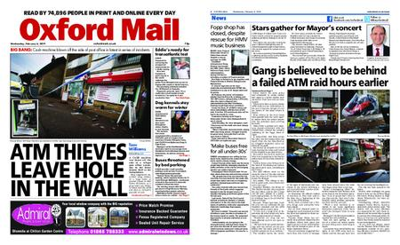 Oxford Mail – February 06, 2019