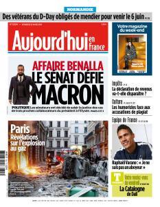 Aujourd'hui en France du Vendredi 22 Mars 2019