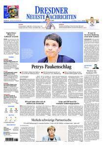 Dresdner Neueste Nachrichten - 26. September 2017