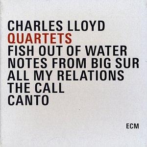 Charles Lloyd - Quartets (2013) [5CDs] {ECM 2316-20}