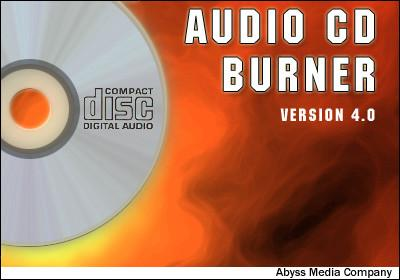 Abyssmedia Audio CD Burner 4.8.0.1