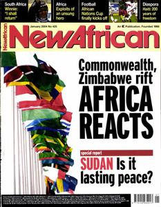 New African - January 2004