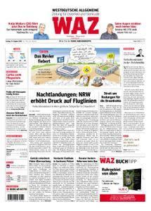 WAZ Westdeutsche Allgemeine Zeitung Oberhausen-Sterkrade - 24. August 2018