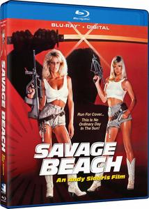Savage Beach (1989) + Extra