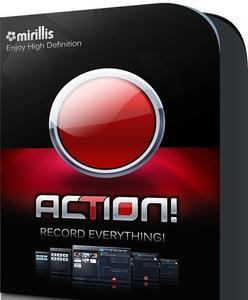 Mirillis Action! 4.10.2 Multilingual