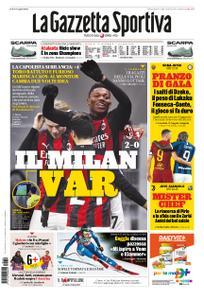 La Gazzetta dello Sport Bergamo – 10 gennaio 2021
